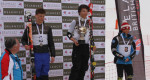 British GS Podium